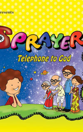 Picture of Prayer-Telephone to God