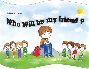 Picture of Who will be my friend ?