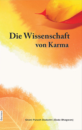 Picture of Die Wissenschaft Von Karma (The Science of Karma)