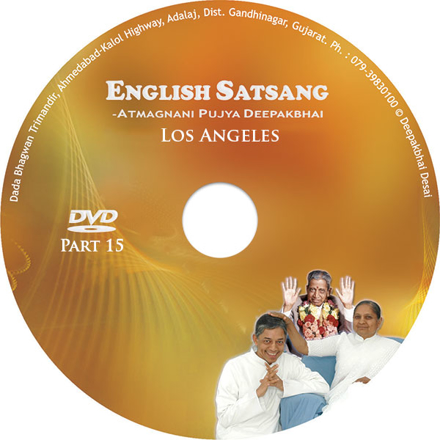 Picture of English Satsang with Deepakbhai - Part 15 (L.A.)