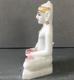 """Picture of Super White Simandhar Swami 7"""" Murti 7S3"""