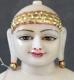 "Picture of Normal White Simandhar Swami 13"" Murti 13N1"