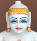 "Picture of Normal White Simandhar Swami 11"" Murti 11N34"