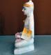 "Picture of Normal White Simandhar Swami 11"" Murti 11N36"