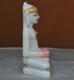 """Picture of Super White Simandhar Swami 9"""" Murti 9S22"""