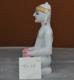 """Picture of Super White Simandhar Swami 9"""" Murti 9S25"""