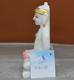 """Picture of 7S15 Super White Simandhar Swami 7"""" Murti 7S15"""