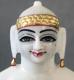 "Picture of  9N1 Normal White Simandhar Swami 9"" Murti 9N1"