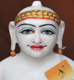 "Picture of 17NW4  Normal White Simandhar Swami 17"" Murti 17NW4"