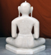 "Picture of 17NW2  Normal White Simandhar Swami 17"" Murti 17NW2"