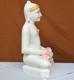 """Picture of 19SW1  Super White Simandhar Swami 19"""" Murti 19SW1"""