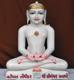 """Picture of 23S7  Super White Simandhar Swami 23"""" Murti 23S7"""