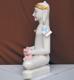 """Picture of 23S6  Super White Simandhar Swami 23"""" Murti 23S6"""