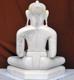 """Picture of 23S4 Super White Simandhar Swami 23"""" Murti 23S4"""
