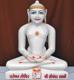 "Picture of 21N5 Normal White Simandhar Swami 21"" Murti 21N5"