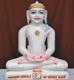 """Picture of 21S3 Super White Simandhar Swami 21"""" Murti 21S3"""