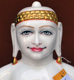 "Picture of 25NW1  Normal White Simandhar Swami 25"" Murti 25NW1"