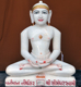 """Picture of 25NW3  Normal White Simandhar Swami 25"""" Murti 25NW3"""