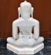 """Picture of 25NW4  Normal White Simandhar Swami 25"""" Murti 25NW4"""