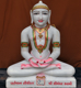 """Picture of 25NW5  Normal White Simandhar Swami 25"""" Murti 25NW5"""