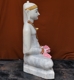"Picture of 25NW6  Normal White Simandhar Swami 25"" Murti 25NW6"