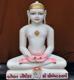 """Picture of 25SW3  Super White Simandhar Swami 25"""" Murti 25SW3"""