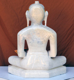 "Picture of 15N8 Normal White Simandhar Swami 15"" Murti 15N8"