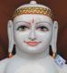 """Picture of 41SW1 Super White Simandhar Swami 41"""" Murti 41SW1"""