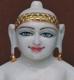 "Picture of 13N44 Normal White Simandhar Swami 13"" Murti 13N44"