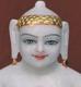 """Picture of 11SW47 Super White Simandhar Swami 11"""" Murti 11SW47"""