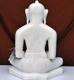 """Picture of 13SW47 Super White Simandhar Swami 13"""" Murti 13SW47"""