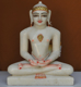 "Picture of 11NW40 Normal White Simandhar Swami 11"" Murti 11NW40"