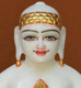 "Picture of 11NW41 Normal White Simandhar Swami 11"" Murti 11NW41"