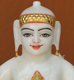"Picture of 11NW47 Normal White Simandhar Swami 11"" Murti 11NW47"