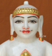 "Picture of 11NW49 Normal White Simandhar Swami 11"" Murti 11NW49"