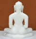 "Picture of 9NW32 Normal White Simandhar Swami 9"" Murti 9N32"