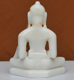 "Picture of 9NW46 Normal White Simandhar Swami 9"" Murti 9N46"