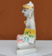 """Picture of 9NW53 Normal White Simandhar Swami 9"""" Murti 9N53"""